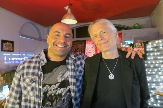Alex & Joe Rogan