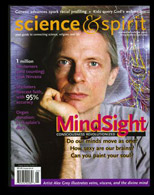Science & Spirit Cover Art