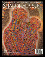 Shambhala Sun Cover Art