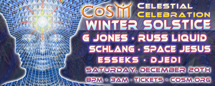 Winter Solstice 2014 Banner