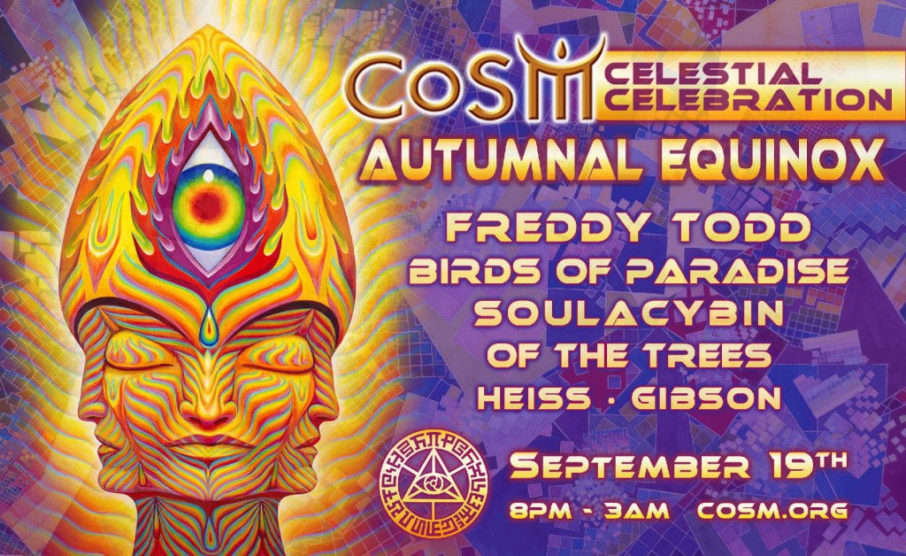 cosm autumnal equinox celestial celebration 2015