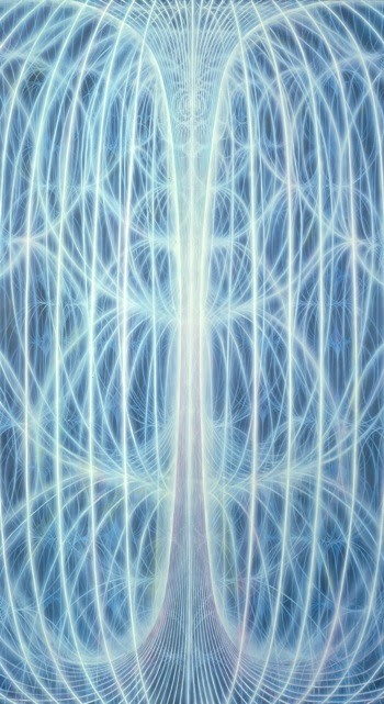 Sacred Mirror series Universal Mind Lattice